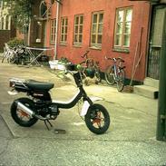 Suzuki fz solgt