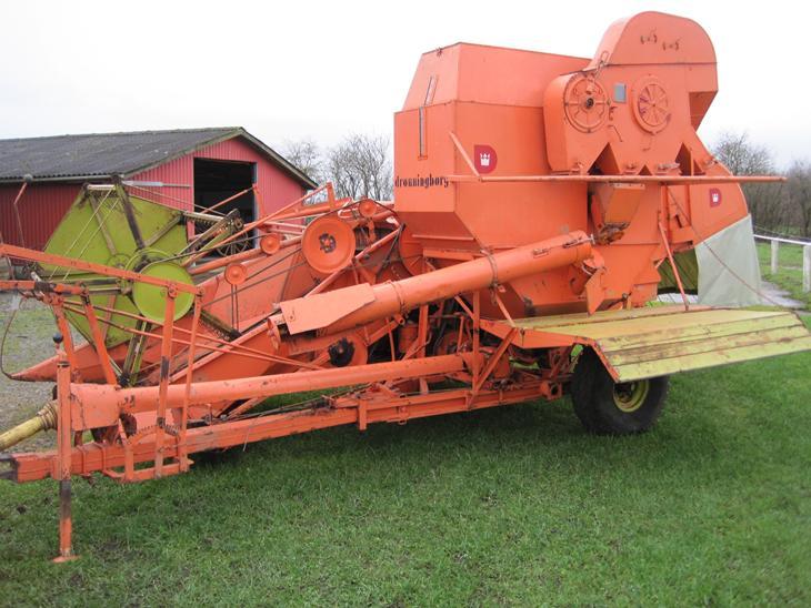 dronningborg d600 - Diverse traktor - Uploadet af Karl M