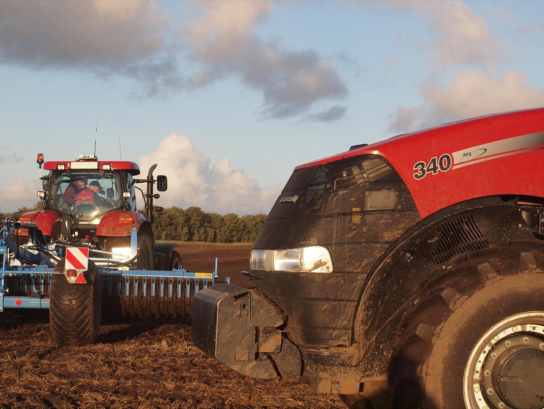 Salling Traktorservice samt Nordvestjysk Traktorservice - Se vores egen præsentations video af de nye Case IH EP-modeller på youtube:  http://www.youtube.com/watch?v=pdaKAcsxllg  billede 8