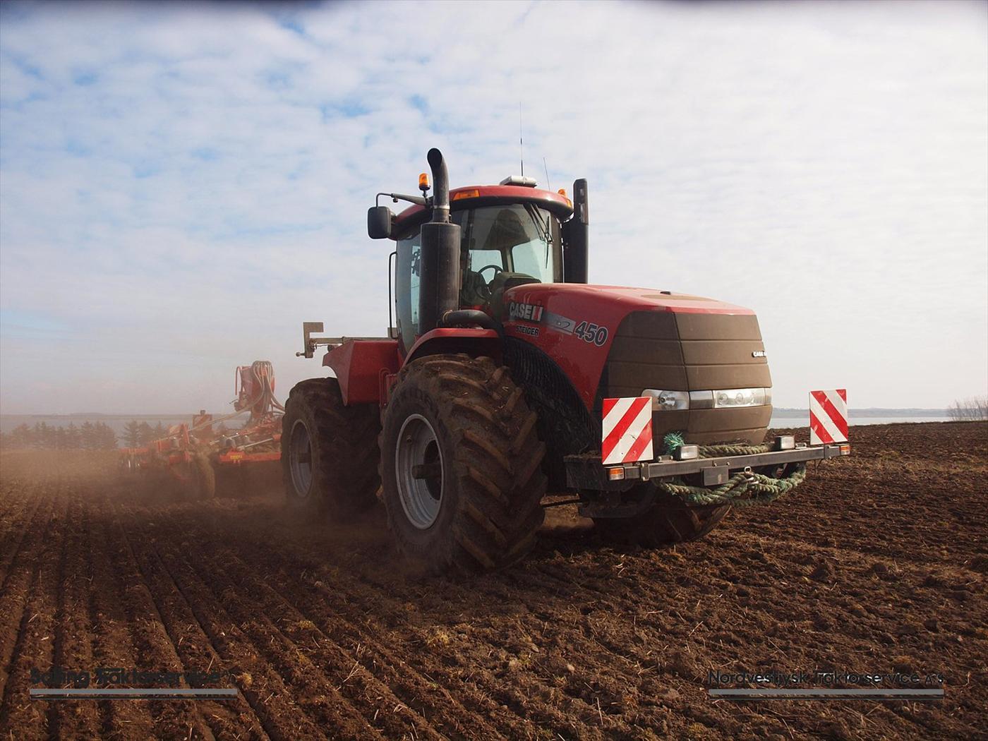 Salling Traktorservice samt Nordvestjysk Traktorservice billede 2