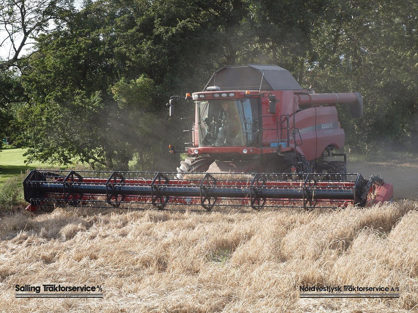 Salling Traktorservice samt Nordvestjysk Traktorservice billede 5