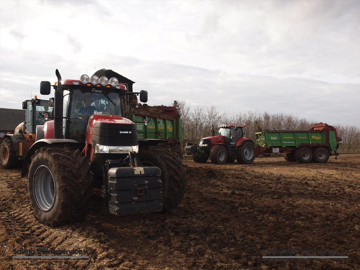 Salling Traktorservice samt Nordvestjysk Traktorservice billede 7
