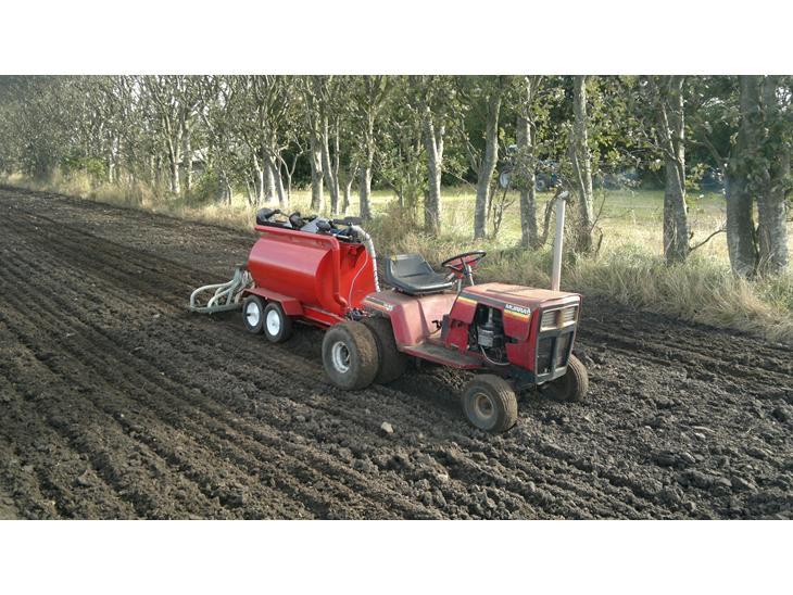 gyllevogn til havetraktor - Diverse traktor - Uploadet af Michael C