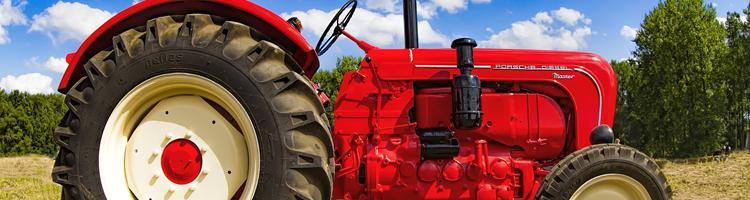 Sådan får du din traktor skinnende ren!