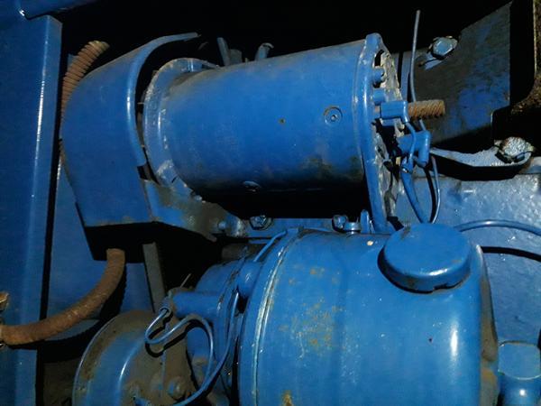 Ford 4000 generator eller dynamo