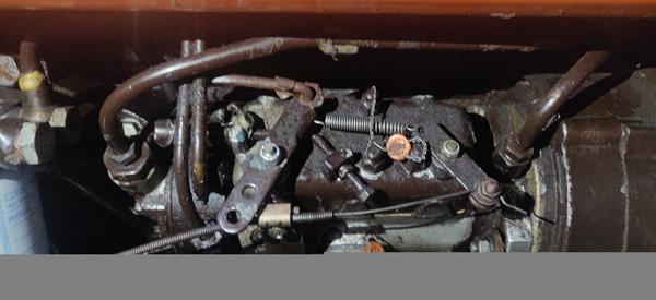Fiat 500 diesel pumpe