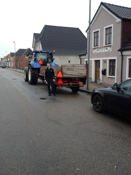 Teori traktor