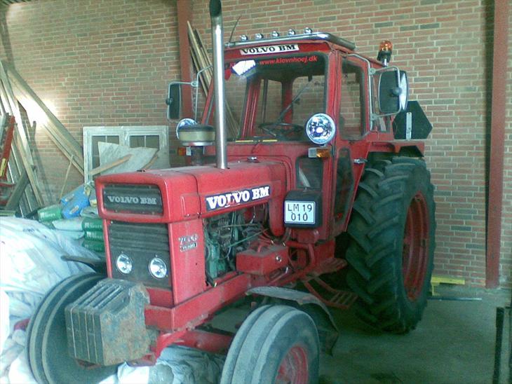 Volvo BM 700 (solgt) - 1978 - Herlige lille traktor, som er...