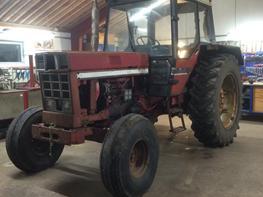 International Harvester 1055 comfort 2000