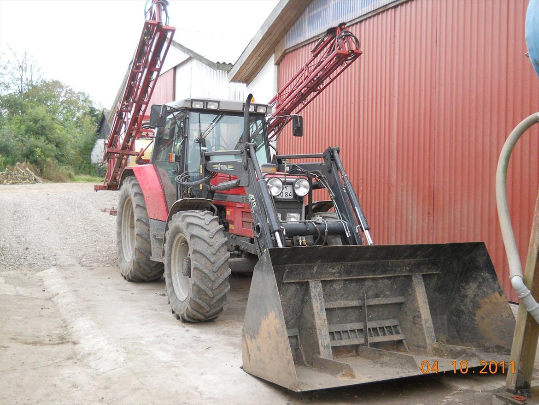 Massey Ferguson 6160 - Billeder af traktorer - Uploaded af Nicholai A