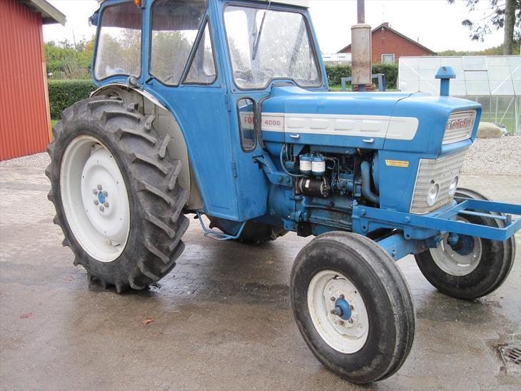 Ford 4000 traktor reservedele