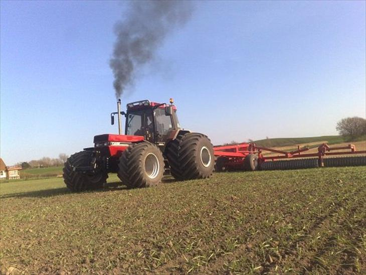 Case IH 1056 XL - fee