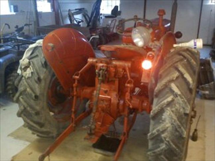 Traktor reservedele volvo