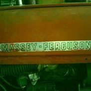 Massey Ferguson 35 (Ejer) lille røde
