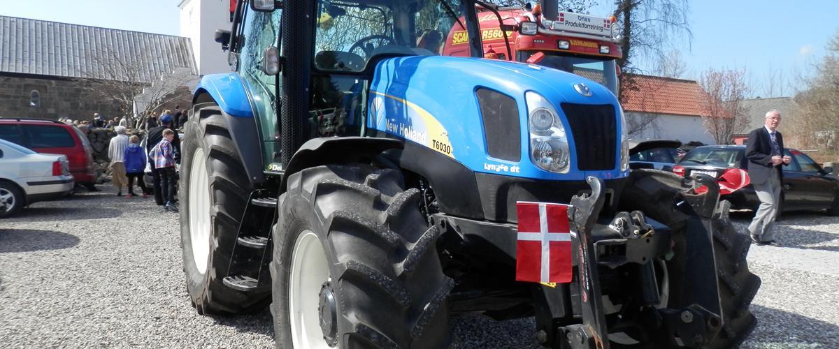 New Holland T6030 Delta (Solgt) - 2007 - Det er en rigtig god traktor ...