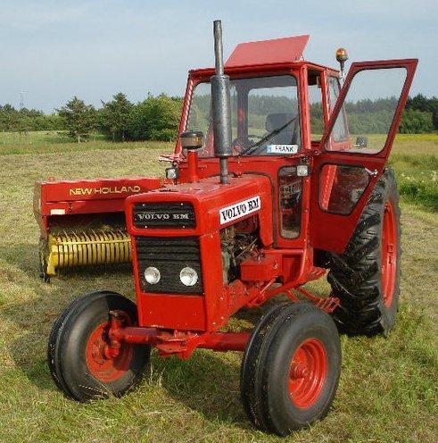 Volvo 650 traktor