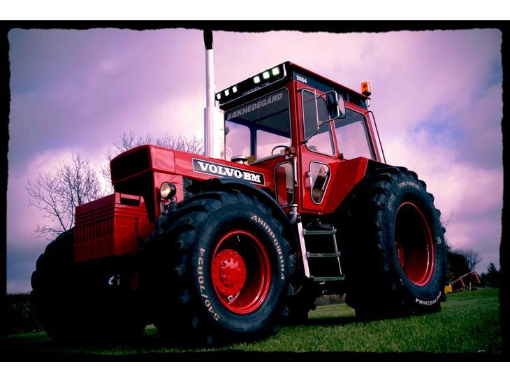Volvo BM 2654 - 1984 - Har lagt traktoren op for min...